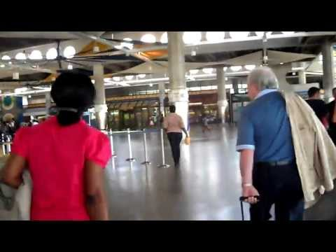 82 Arriving at Grantley Adams Airport - 4th November 2012, Holiday 2012 (15:46)