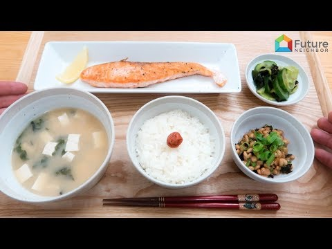 How To: Japanese Breakfast Dishes!