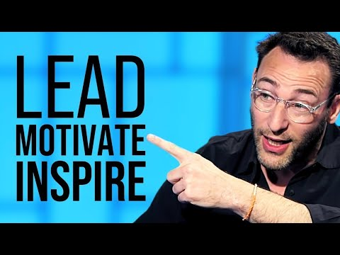 How to Motivate People, Transform Business, and Be a True Leader | Simon Sinek on Impact Theory