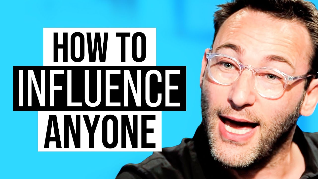How to Motivate People, Transform Business, and Be a True Leader   Simon Sinek on Impact Theory
