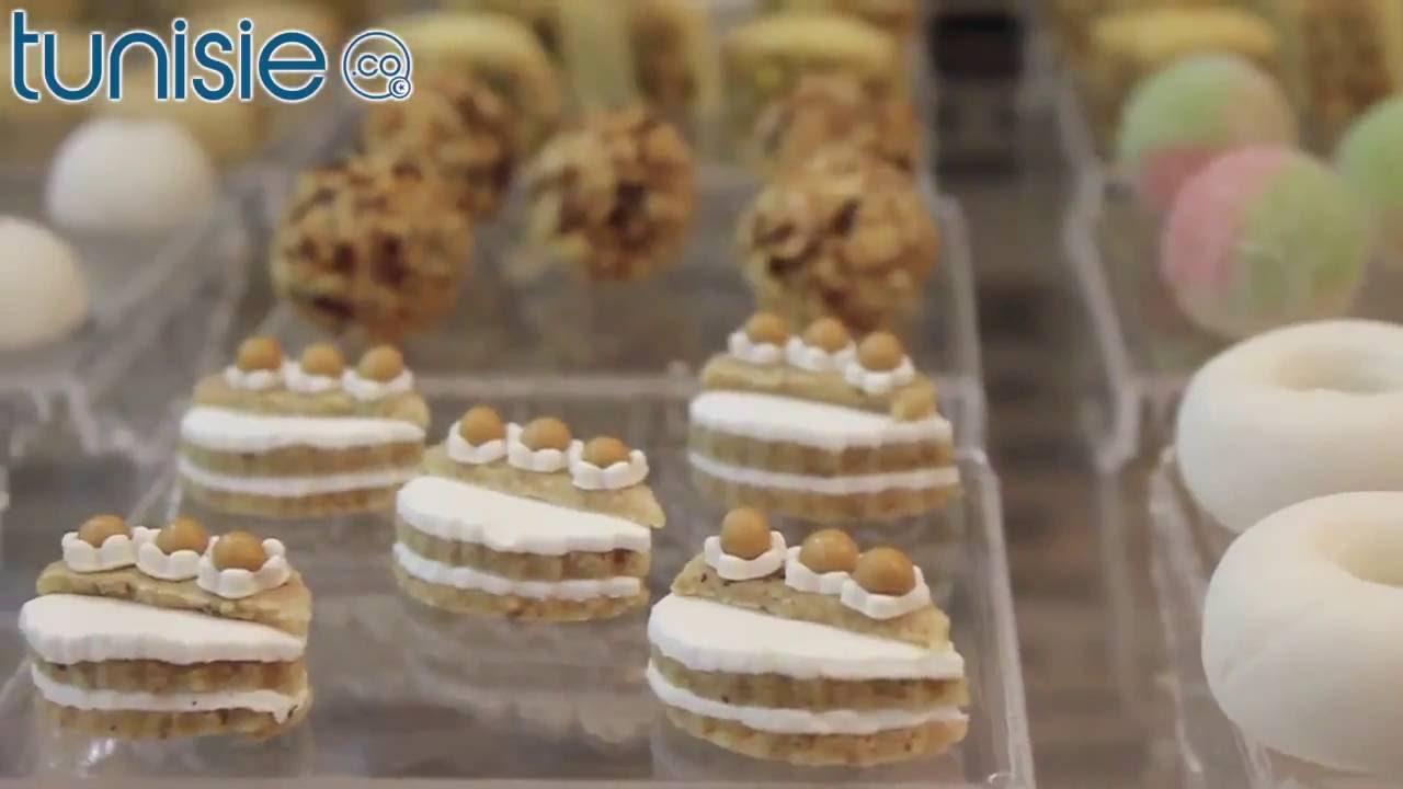 Ouverture du nouveau point de vente de la pâtisserie HACHICHA by Omar à  Riadh El Andalous , YouTube