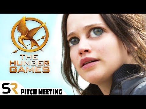 The Hunger Games Pitch Meeting