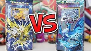 Theme Deck War: Aurora Blast VS Storm Rider!!