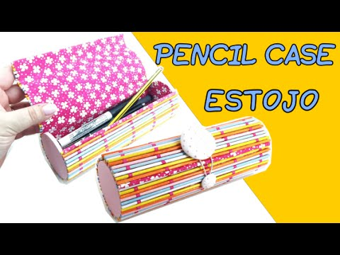 Pencil case- DIY- Tutorial