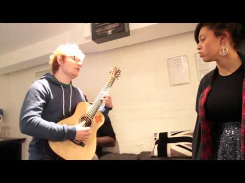 Mahalia and Ed Sheeran - Goldrush
