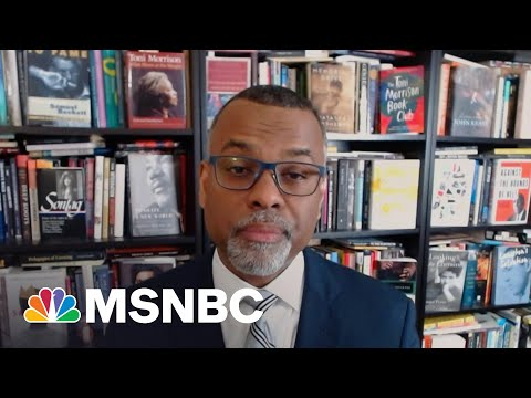 Eddie Glaude On Brown Jr. Funeral: It's Not Just One Body That We're Putting In The Grave | MSNBC
