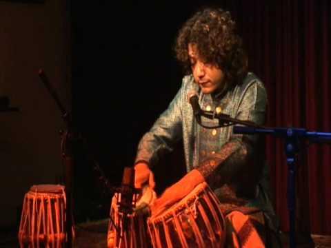Subhajyoti Guha - Tabla Solo Concert - Pt 9 - Dhire Dhire Kite Tak Composition