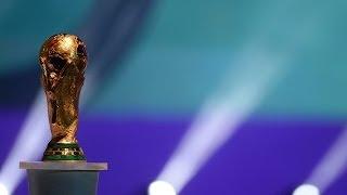 كأس العالم يصل إلى السعودية