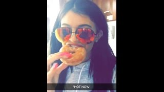 KYLIE JENNER SNAPCHAT VIDEOS 16 (ft.Tyga,Bella Hadid,etc.)