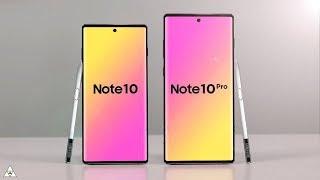تعرف على افضل موبايل من سامسونج | Samsung Note 10