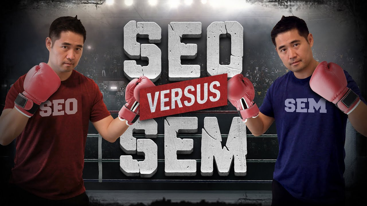 SEO vs. SEM: What's the Difference and Why You Should Care