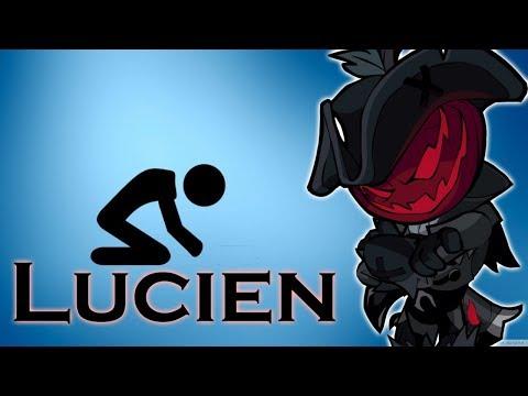 Lucien Showcase • Katars + Blasters • Brawlhalla 1v1 Gameplay
