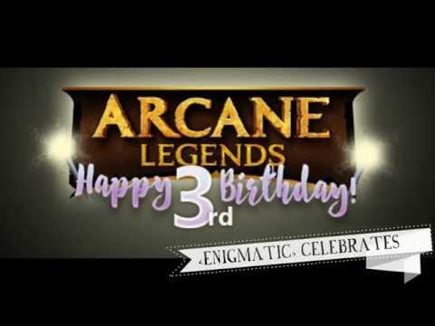 Enigmatic Celebrates AL 3rd Birthday
