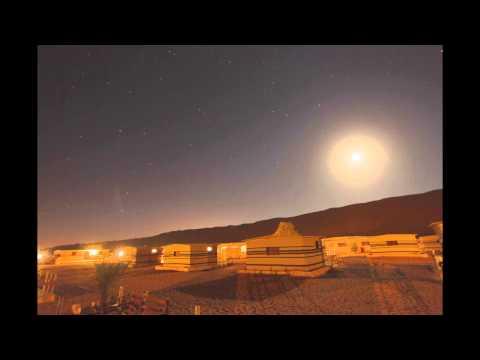 Timelapse fi Sharqiya Desert fi Oman