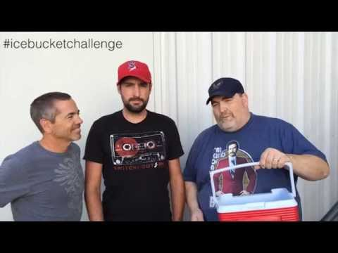 Ice Bucket Challenge with Jay and Kevin