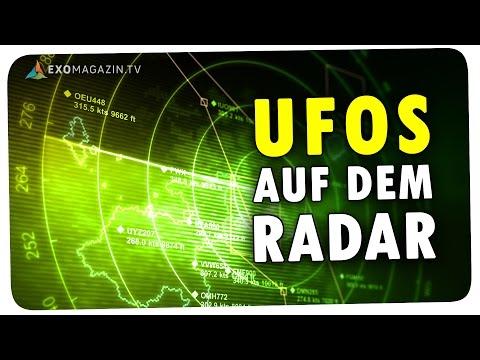 UFOS AUF MILITÄRISCHEM RADAR - Illobrand von Ludwiger zeigt Aufnahmen der Luftwaffe | ExoMagazin
