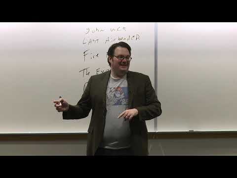 Lecture #6: Worldbuilding Part Two — Brandon Sanderson on Writing Science Fiction and Fantasy