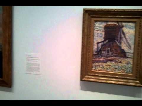 Dallas Museum of Art Tour - Piet Mondrian