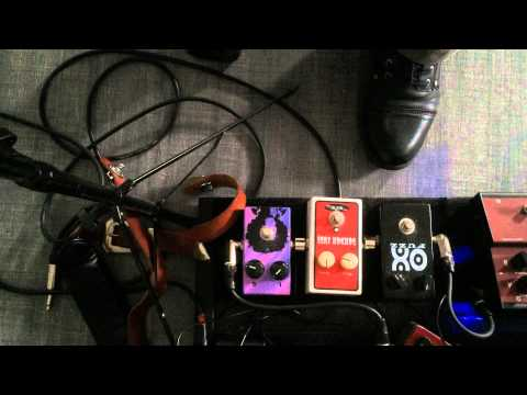 Germanium Fuzz Face Shootout (Oxfuzz, MJM London, Fuzz Phrase)