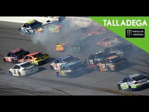 Monster Energy NASCAR Cup Series- Full Race -Alabama 500