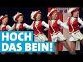 Hoch das Bein! Gardetanz gestern und heute | SWR | Landesschau Rheinland-Pfalz