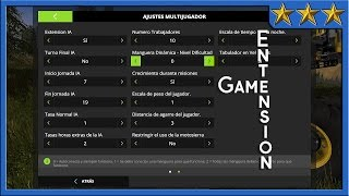 Review Game Extension #FS17