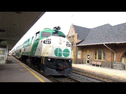 GO Transit Kitchener (Toronto Union - Brampton) - March 12th, 2020