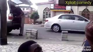 You Dare not faint in Nigeria (Xploit Comedy)
