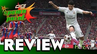 Pro Evolution Soccer 2015 | Game Review