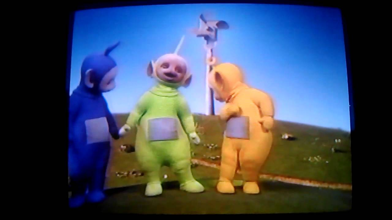Opening To Here Come The Teletubbies 2004 VHS - YouTube