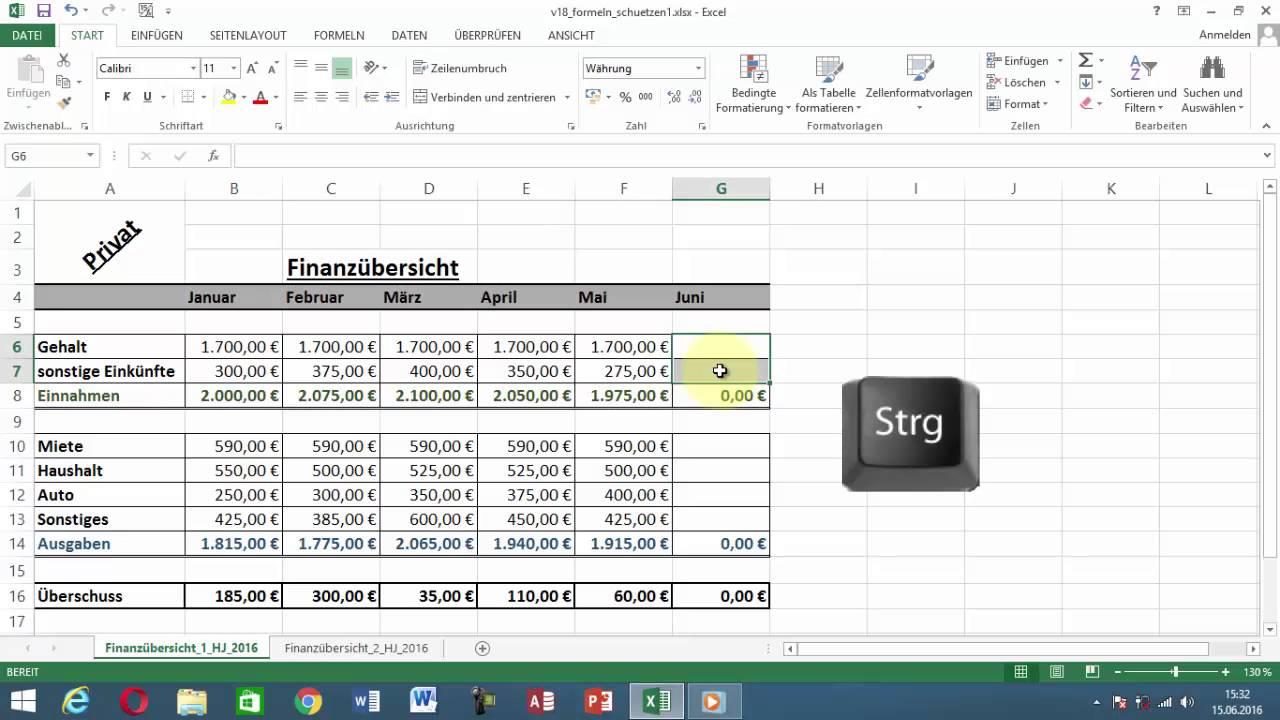 Berühmt Excel Arbeitsblatt Schützen Ideen - Mathe Arbeitsblatt ...