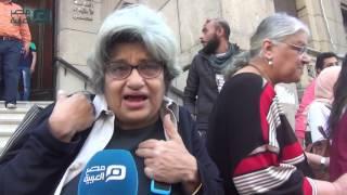مصر العربية | ليلي سويف: بعد مرض أحمد الخطيب قد نواجه وباء خطير