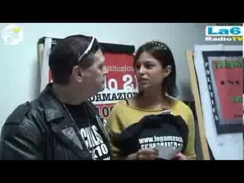 7vaEmotion - Sara Tommasi si fidanza con Salvatore Marino (MASCHIO 100%)