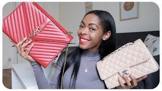 Ma collection de sacs à main de luxe!!