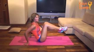 Пресс кубиками за 6 минут в день! Супер тренировка!(Как быстро убрать живот. Сделать тонкую талию. Супер упражнения для похудения живота и талии. Похудеть,..., 2015-03-10T17:56:38.000Z)