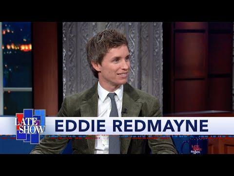 Eddie Redmayne Almost