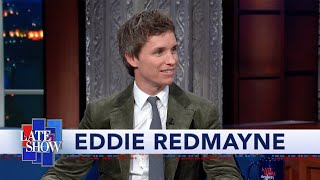 Eddie Redmayne Almost Didn39t Survive The First Day Of Shooting 3939The Aeronauts3939