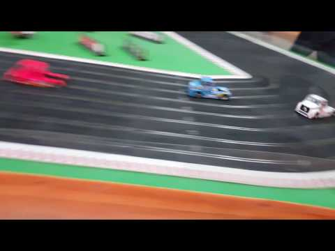 Entrenos previos a la 3 Carrera Flyslot en Speedslot