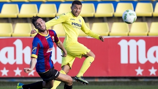 Resumen Villarreal B 4-0 CD Eldense