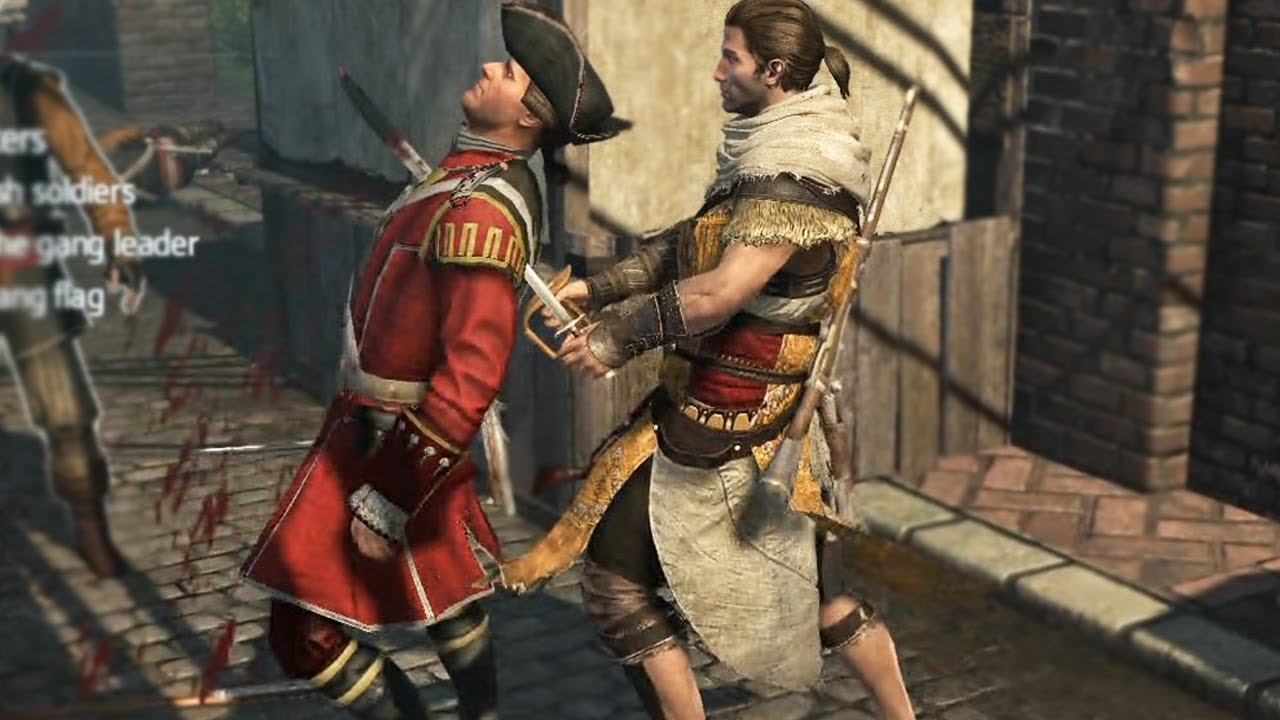 Assassin S Creed Rogue Remastered Bayek Outfit Gameplay Youtube