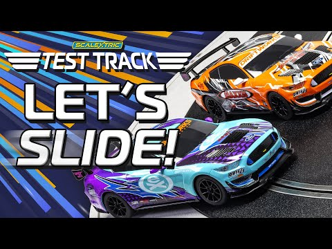 SCALEXTRIC | LET'S SLIDE!