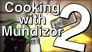Cooking with Mundizor 2 - Electric cookalo