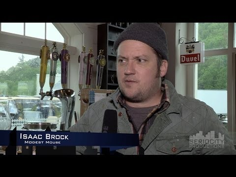 Isaac Brock (Modest Mouse) on Philip Seymour Hoffman