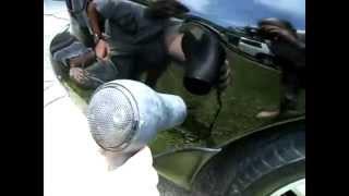 Comment débosseler sa voiture en quelques secondes ?!