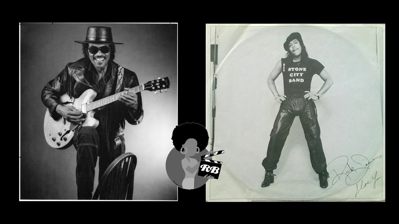 Chuck Brown vs. Rick James - Who Did It Better in '79?