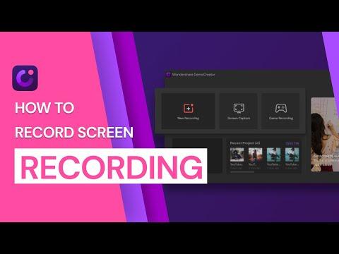 New Recording Modes | DemoCreator V5.0