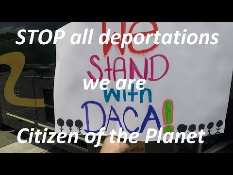 Immigration injustice: Deportation of Children, DACA, TPS, Dream Act, Aug 15, 2017