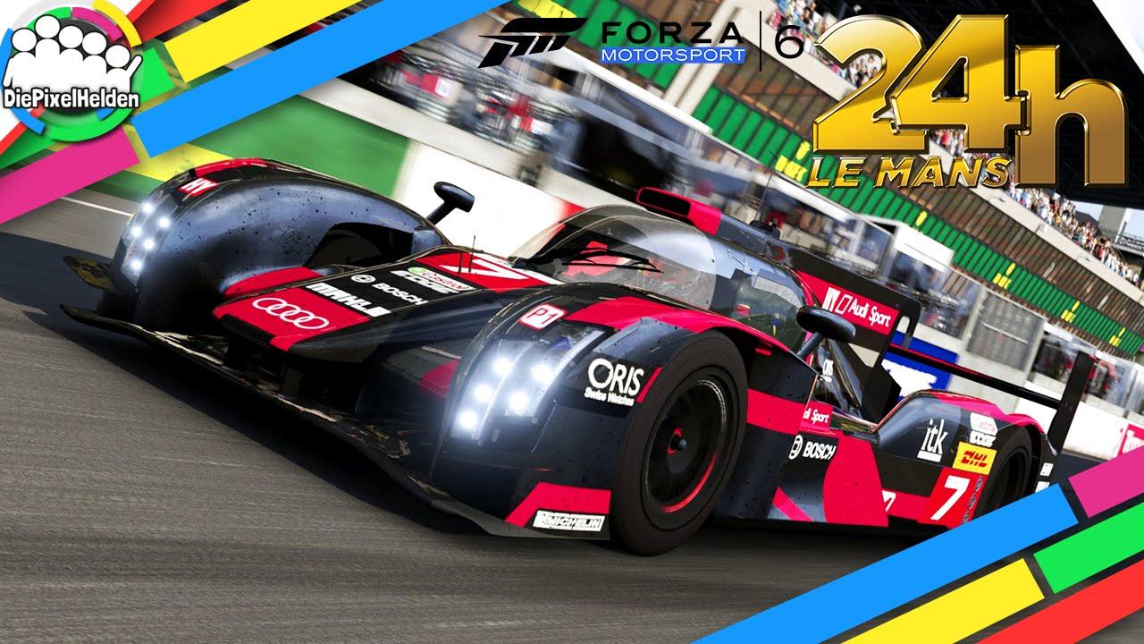 Livestream Le Mans