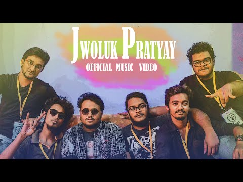 Jwoluk Pratyay | Official Music Video | The SNF | Akib Hayat | Pralay | Soumyadip