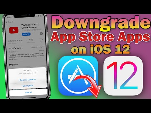 How to Downgrade App Store Apps to Earlier Versions on iOS